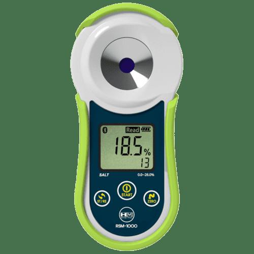 Цифровой рефрактометр HM Digital RSM1000 для соли