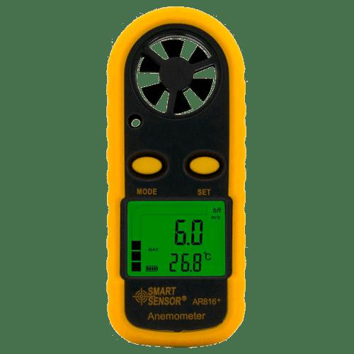 SMART SENSOR AR816 (портативный анемометр для систем кондиционирования)
