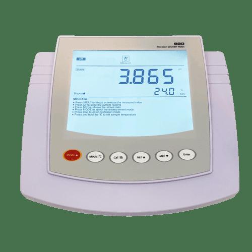 Мультитестер рН, mV, ORP метр термометр AMTAST PH-920 (панель)