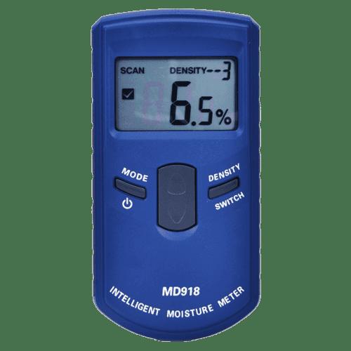 Бесконтактный измеритель влажности Sanpometer MD918 для древесины