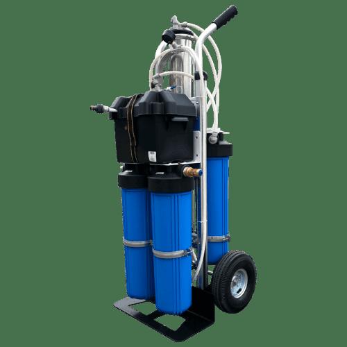 Установка водоподготовки для мойки фасадов (жесткая вода) AQUA-LAB УВП-2 220В