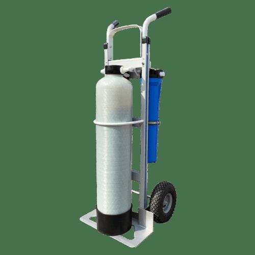 Установка водоподготовки для мойки фасадов (мягкая вода) AQUA-LAB УВП-1