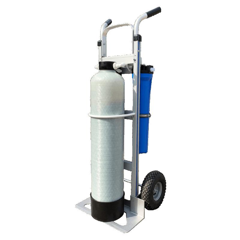 Установка водоподготовки для мойки фасадов (мягкая вода) AQUA-LAB УВП-3