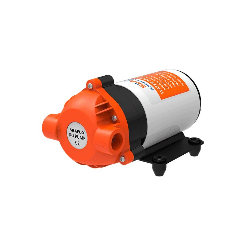Насос для воды SeaFlo (5,5л/мин, 220вольт, 8,4 бар) SFDPA2-015-120-36