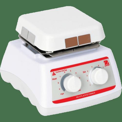 Магнитная мешалка-нагреватель HSMNHS4CAL Ohaus