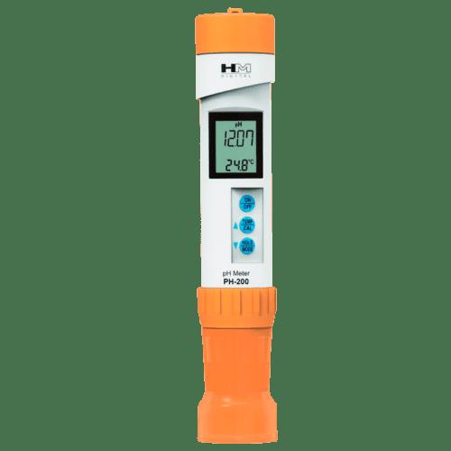 HM Digital PH-200 влагостойкий pH метр, термометр