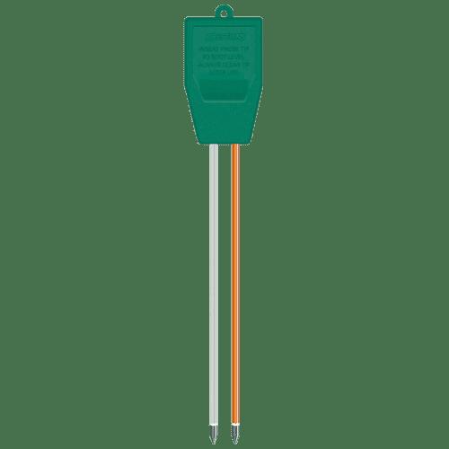 pH метр для почвы, влагомер и измеритель освещенности 3 в 1 ETP306 (вид сзади)