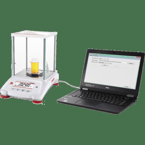 Аналитические лабораторные весы Ohaus Pioneer New PX124