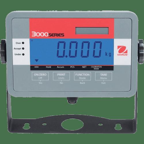 Платформенные напольные весы Ohaus Defender 3000 D31P60BR