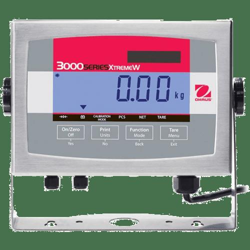 Платформенные напольные весы Ohaus Defender 3000 D32XW300VX
