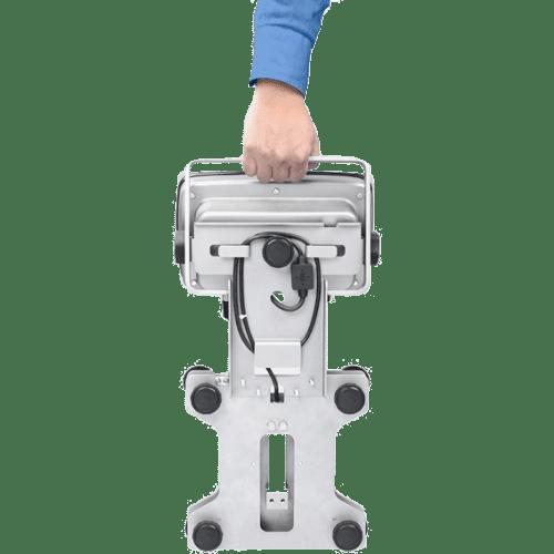 Платформенные напольные весы Ohaus Defender 5000 New D52P60RTDR1