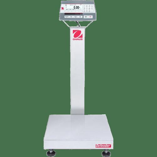 Платформенные напольные весы Ohaus Defender 5000 New D52P15RQDL2