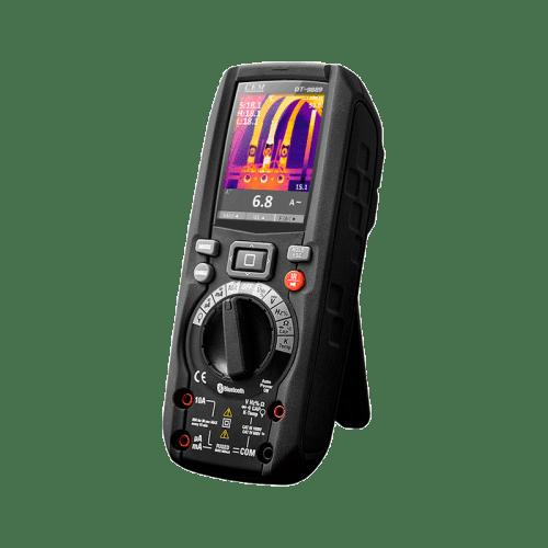 CEM DT-9889 мультиметр TRMS с встроенным тепловизором