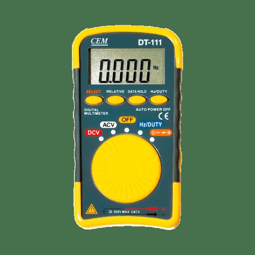 CEM DT-111 цифровой мультиметр