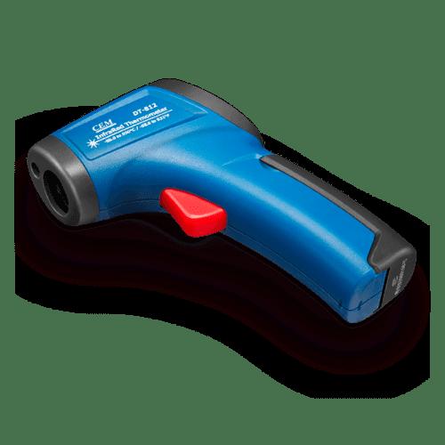 CEM DT-810 пирометр (вид лежа)