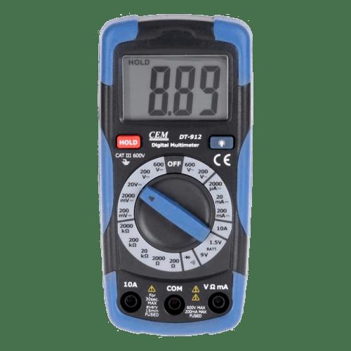 CEM DT-912 тестер-мультиметр