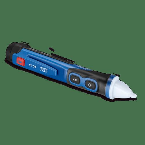 CEM AC-15 детектор переменного напряжения (вид лежа)