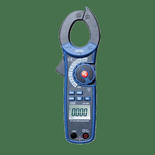 CEM DT-355 токовые клещи для измерения переменного тока (Госреестр)