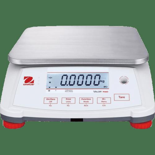 Настольные весы Ohaus Valor 7000 V71P3T