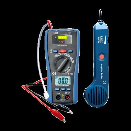 CEM LA-1014 тестер-мультиметр для поиска скрытой проводки