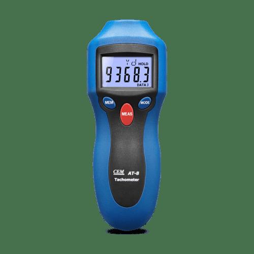CEM AT-8 цифровой фототахометр