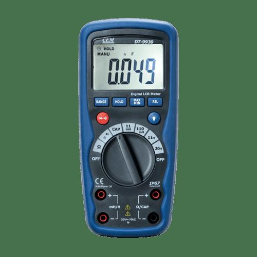 CEM DT-9931 мультиметр с функцией LCR-метр