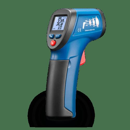 CEM DT-812 пирометр термометр 8:1 -30ºC ~ 500ºC (Госреестр)