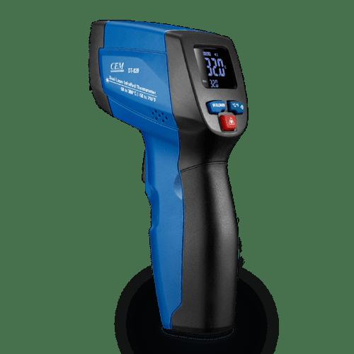 CEM DT-820 инфракрасный термометр (12:1 -50 ~ 380ºC)