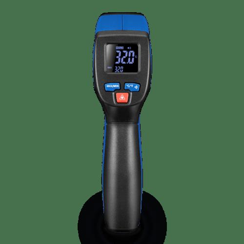 CEM DT-820 инфракрасный термометр пирометр (дисплей)