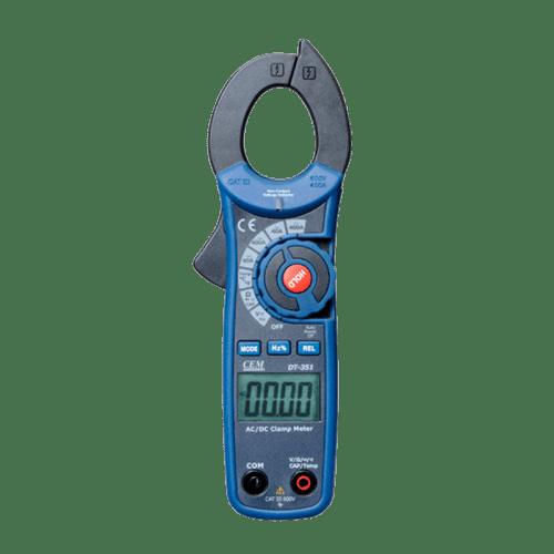 CEM DT-351 токовые клещи пост/перемен. ток (Госреестр)