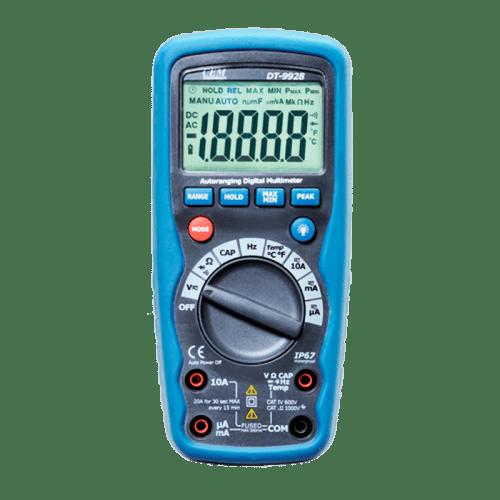 CEM DT-9928T профессиональный мультиметр