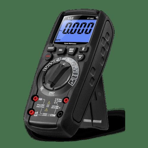 CEM DT-965 мультиметр цифровой (подставка, держатель)
