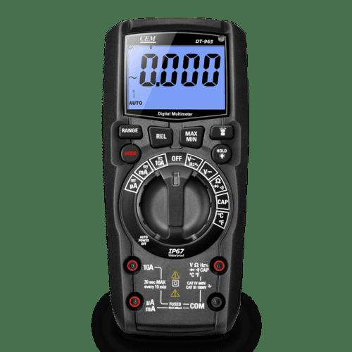CEM DT-965 мультиметр цифровой