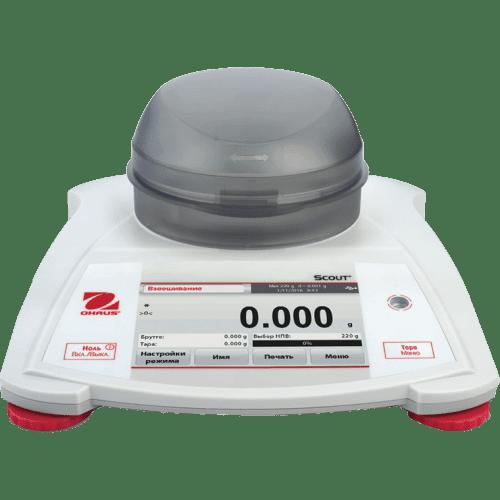 Переносные настольные весы Ohaus Scout STX STX8200