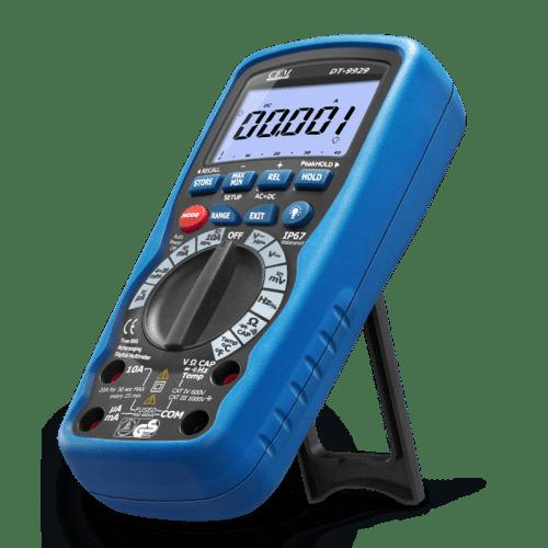 CEM DT-9939 мультиметр, беспроводной USB интерфейс (устройство для фиксации прибора на столе)