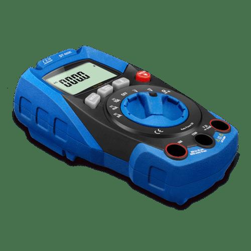 CEM DT-960В цифровой мультиметр (вид сбоку)
