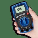 CEM DT-960В цифровой мультиметр (вид из руки)