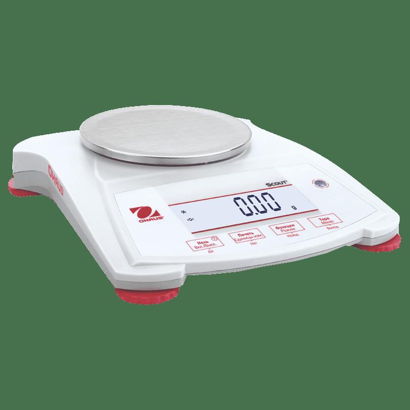 Переносные настольные весы Ohaus Scout SPX SPX421