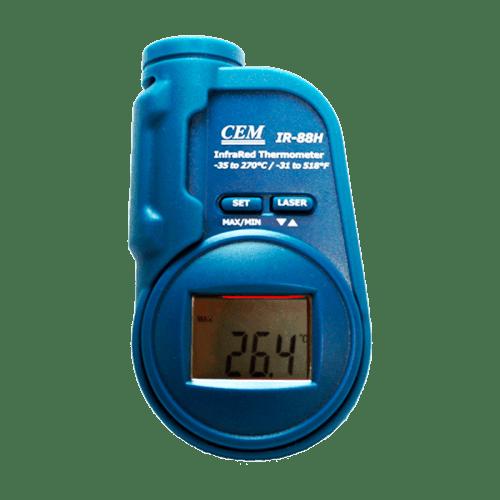 CEM IR-88H компактный пирометр (Госреестр) 6:1 -20ºC до 270ºC