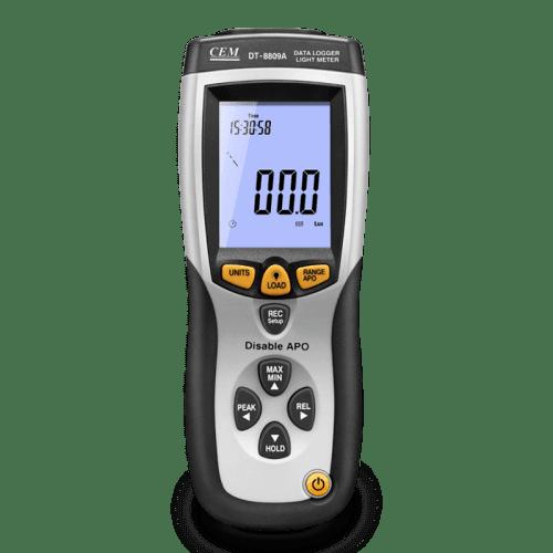 CEM DT-8809A люксметр