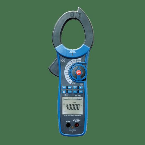 CEM DT-3351 профессиональные токовые клещи (Госреестр)