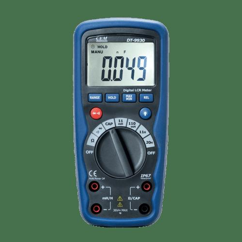 CEM DT-9930 профессиональный LCR-метр