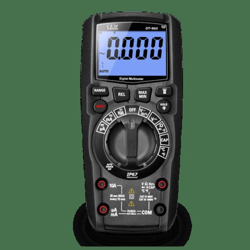 CEM DT-965BT цифровой мультиметр