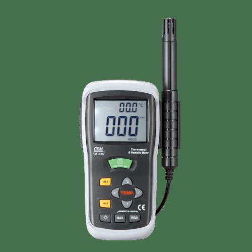 CEM DT-625 гигрометр-термометр (Госреестр)