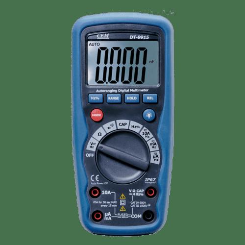 CEM DT-9918T мультиметр профессиональный