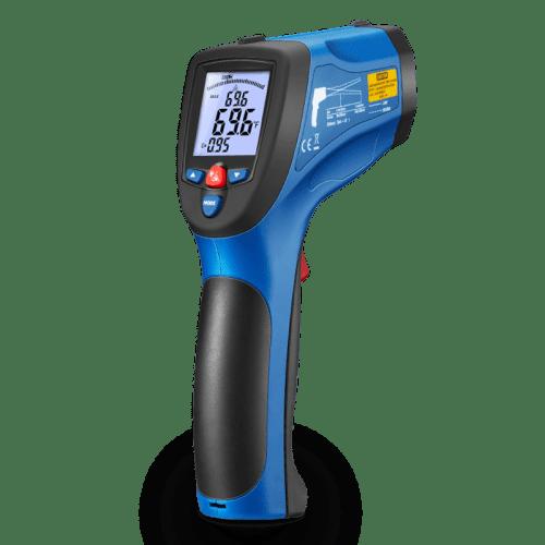 CEM DT-8869H профессиональный инфракрасный термометр (30:1 -50 ~ 2200°С) (Госреестр)