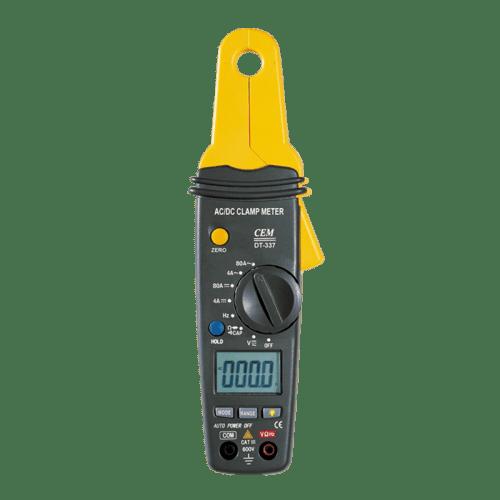 CEM DT-337 токовые клещи (Госреестр)