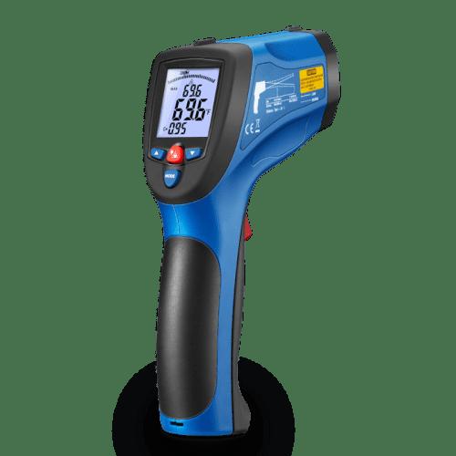 CEM DT-8867H профессиональный инфракрасный термометр (30:1 -50 ~ 1650°С) (Госреестр)