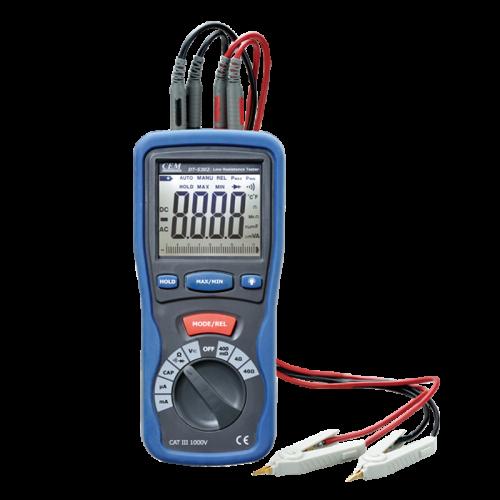 CEM DT-5302 миллиомметр