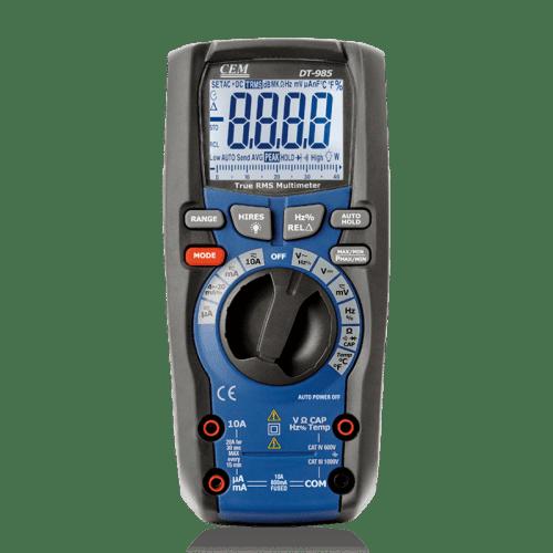 CEM DT-987 мультиметр цифровой